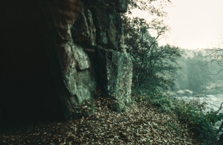 Lacey's Caves, River Eden. 1.