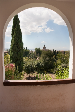 The Alhambra, Spain, '14.