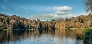 Autumnal Colours, Stourhead.