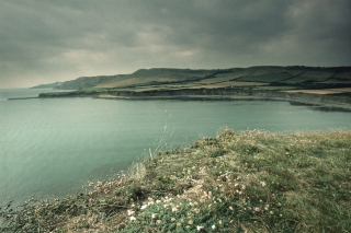 Kimmeridge Bay, Dorset.