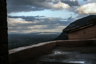 'After the Storm', Mystra, Greece, '10.