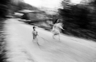 'Hoopla', From Bus, India, '01.