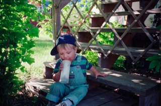 Toddy, Fredericton, Canada, '90.