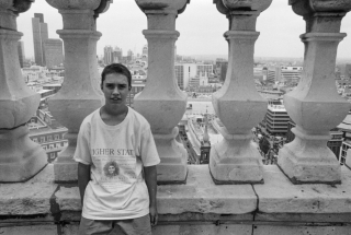 Rhys, St Pauls Cathedral.