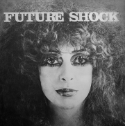 Mary East, 'Future Shock' Album Cover, 1977.