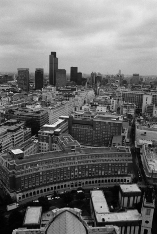 View from St Pauls.