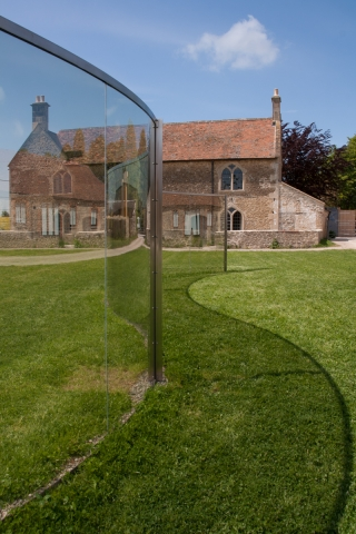 Hauser and Wirth, Somerset, [Artist Unknown].