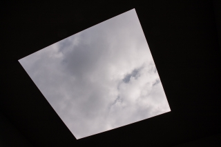 James Turrell's Skyspace, Houghton Hall.