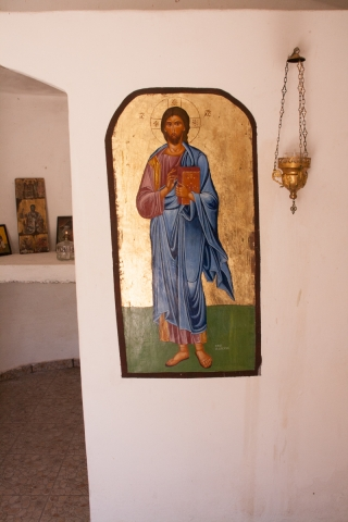Church Art, Greece.