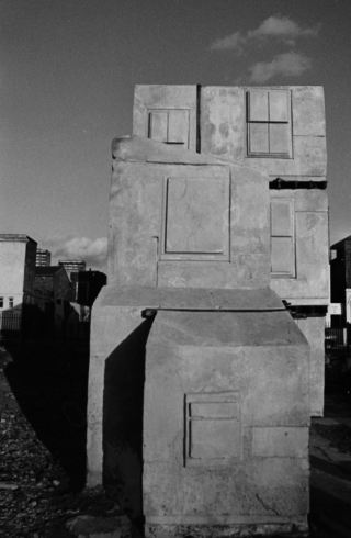 Rachel Whiteread's 'House', 3.