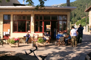 Mystras, Favourite Cafe, '10.