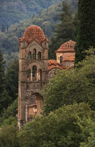 Mystra, Church of the Pantanassa, '10.
