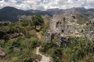 Karitena, Frankish Castle, '10.