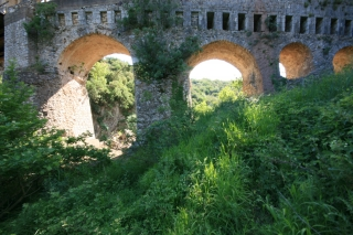 Karitena, Frankish Bridge, '10.