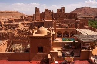 Old&New Kasbah's, Tamdakhte, '17.