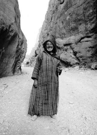 Guide,Todra Gorge, '00.