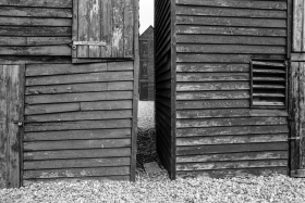 Drying Sheds, Hastings, Kent. 1.