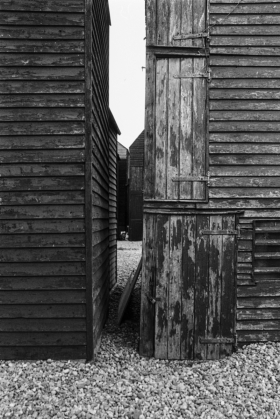Drying Sheds, Hastings, Kent. 3.